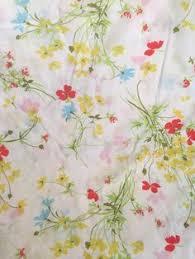 vintage flower sheets image result for nos sheets bedding patterns pinterest