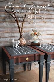 6 ways to refinish tables desks