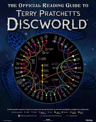 The Official Discworld Infographic Epic Reads Blog