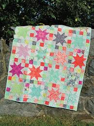 Lap Quilt Patterns Amazing Fat Quarter Lap Quilt Throw Patterns Sara's Star Quilt Pattern