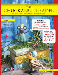 Chuckanut Reader Winter 2017 2018 By Village Books And