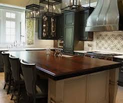 kitchen countertops made of wood 29