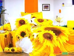 sunflower bedding sets sunflower bedding sets queen bedspread yellow doona duvet cover bed in a bag sunflower bedding