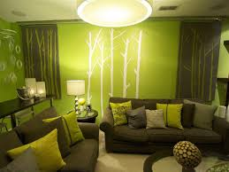 Beautiful Living Room Design Green Gallery Best Home Decorating - Green home design
