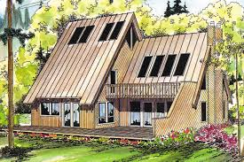 a frame house plans. Plain House AFrame House Plan  Cascade 10034 Front Elevation  With A Frame Plans H