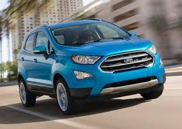 2018 ford ecosport. contemporary ford 2018 ford ecosport front quarter right motion photo throughout ford ecosport