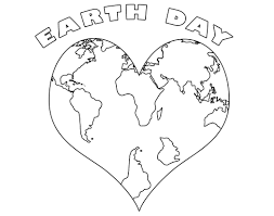 Top 20 Printable Earth Day Coloring Pages - Online Coloring Pages
