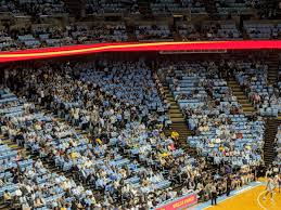 Dean Smith Center North Carolina Seating Guide
