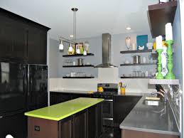 Kitchen Decorating White Cabinets Black Countertop Cabinet Paint.  Description: Kitchen Cabinet Paint Colors Ideas ...