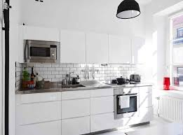 large size white subway tile backsplash kitchen dark grout tiles info