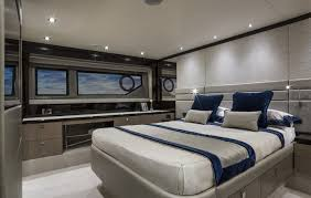 Yacht Charter Cannes Hero Double Cabin 3