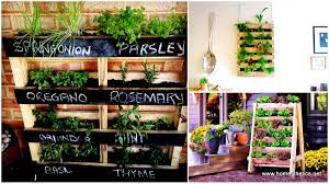Small Picture 21 Simply Beautitful DIY Vertical Garden Projects That Will