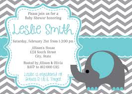 Free Baby Shower Invitations Printable Free Printable Elephant Baby Shower Invitations Shared By Elena