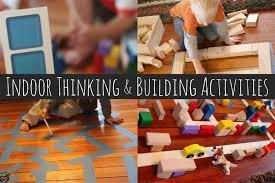 indoor activities for kids. Beautiful For Indoor Thinking And Building Activities For Kids In Activities For Kids C