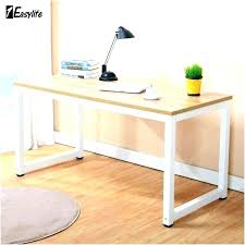 light wooden desk light wood desk furniture executive contemporary regarding prepare 3 light wood desk target