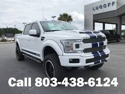 New 2018 Ford F-150 SHELBY 4D SuperCrew in Lugoff #8432 | Lugoff Ford