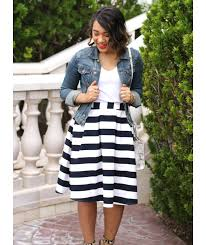 Lovely day nights outfits ideas makes look beautiful Summer Colormecourtneycom Real Simple Tips On How To Wear Jean Jacket With Any Outfit Real Simple