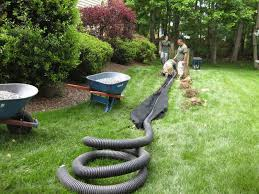 image of best basement french drains