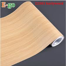 adhesive paper for furniture. Free Shipping WQ1101 Woodgrain Vinyl Self Adhesive Paper Waterproof Furniture Refrigerator Kitchen Cabinet Wallpaper-in Wallpapers From Home Improvement On For F
