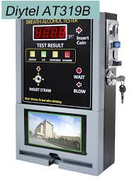 Breathalyzer Vending Machine Extraordinary Vending Alcohol Breathalyzer Vending Alcohol Breathalyzer Suppliers