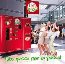 Make Your Own Pizza Vending Machine Magnificent Can Pizza Vending Machine Finally Cure Our Munchies CNET