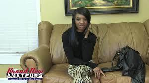 BrandNewAmateurs Ebony Cynthia Sucks And Fucks Porn Audition