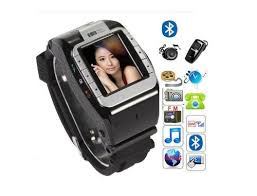 """New N388 Unlocked 1.4"""" Touch Screen Watch <b>Mobile Phone</b> ..."""