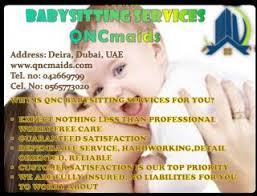 Professional Babysitting Services Services In Sharjah See All Offers On Locanto Babysitter