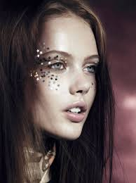 seeing stars frida gustavsson by lachlan bailey for vogue uk december 2010