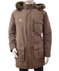 Details About Esprit Mens Mens Jacket Winter Parka Hood Green Color Eu Xl