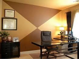 Idee Per Ufficio In Casa : Colori pareti per ufficio in casa con parete beidge e