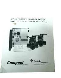 pentair intellichlor ic40. Pentair Intellichlor Ic40 Manual Pool Spa Control System Original Rh Safecig Co Instructions