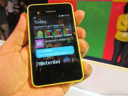 Nokia Asha 501 ...