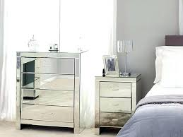 Mirror Finish Bedroom Furniture Lacquered ...