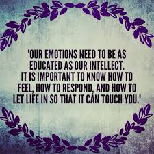 Emotional Quotes Gorgeous Words Of Wisdom Emotional Intelligence