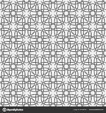 Vector Naadloze Patroon Behang Om Af Te Drukken Vector Illustrat