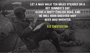 Chesterton Quotes