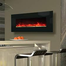 wallmount fireplace wide wall mount electric fireplace with glass face wall mount gas fireplace home depot wallmount