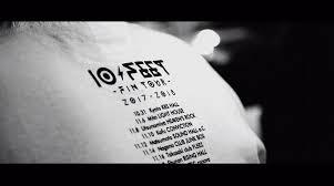 10 Feetドラマバイプレイヤーズ新シーズンのオープニングテーマを