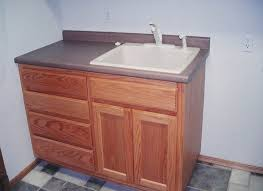 ideas laundry sink cabinet