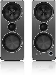 speakers pc. multimedia speakers 2.0 pc