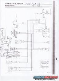 klx 140 headlight installation klx klr 125 140 250 300 thumpertalk klx 250 wiring diagram at Klx 250 Wiring Diagram