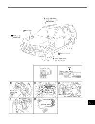 Infiniti Qx4 Brake Light Switch Infiniti Qx4 R50 Manual Part 351