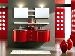 red bathroom color ideas. Red And Black Bathroom Sets Super Design Ideas Beautiful Amazing White . Color