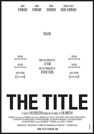 Movie Poster Design Template Pin By Hartro Fotografie On 2019 Movie Poster Template