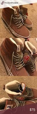 vans with fur. vans sk8 hi winter shoes with fur