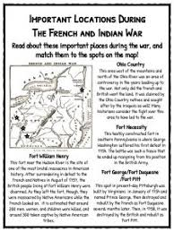 french n war facts worksheets for kids seven years war included french n war worksheets