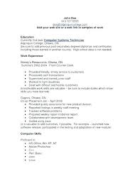 Basic Skills For A Resume Resumes Skills Section Skinalluremedspa Com