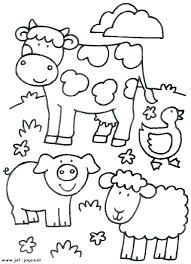 free printable coloring pages farm animals ng pages farm animals and f on free printable farm free printable coloring pages farm animals
