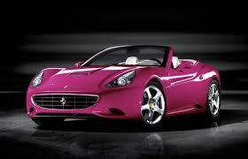 pink sports cars 2014.  Sports Pink Ferrari California Car Ferrari California To Pink Sports Cars 2014 I